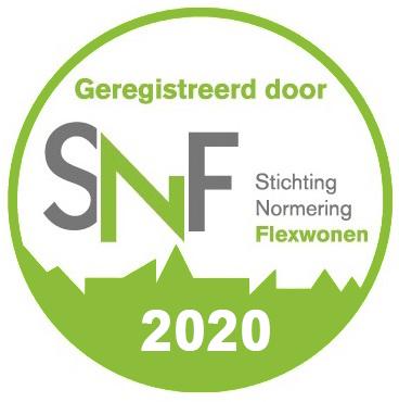 Homeflex SNF keurmerk 2020