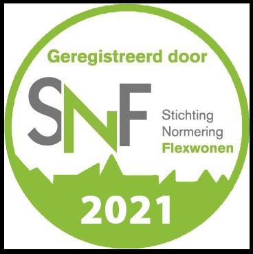 Homeflex SNF keurmerk 2021